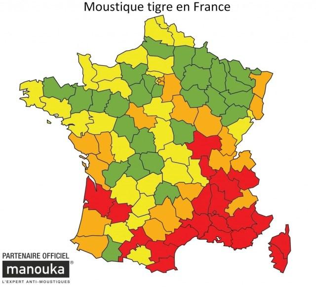 Carte Aedes Albopictus 2015 au 30.04.2015