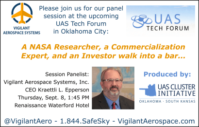 UAS Tech Forum 2016 UASCI_VAS Promo Graphic