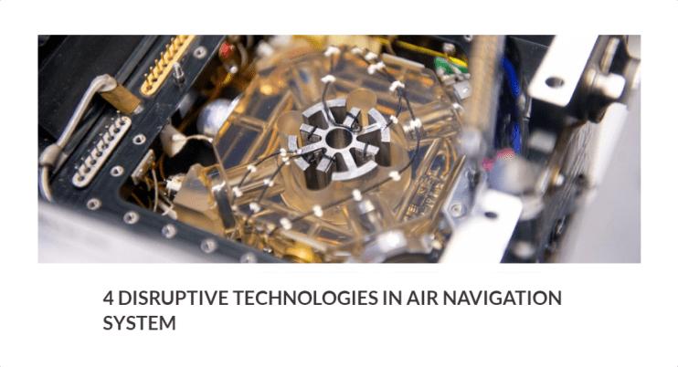 FlightHorizon Platform One of Top Four Ground-Breaking Air Navigation Technologies