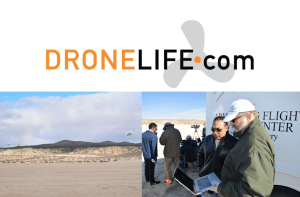 DroneLife – featured BLOS UAS Flight Tests at NASA Armstrong