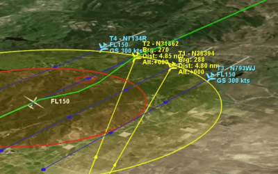 New Features Added to FlightHorizon after NASA BVLOS Detect-and-Avoid Flights