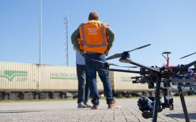Vigilant Aerospace CEO Presenting to Transit, Shipping and Energy Executives at Houston-Galveston Area Council