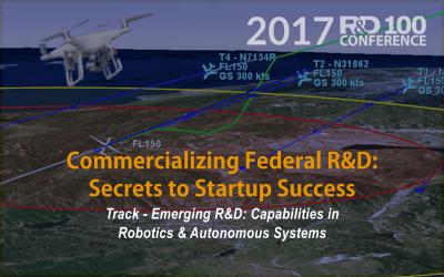 Vigilant Aerospace Presenting with NASA Armstrong at Upcoming 2017 R&D 100 Conference