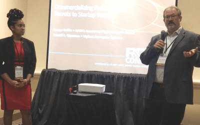"R&D 100 Conference Presentation Video Available – ""Commercializing Federal R&D: Secrets to Startup Success"""