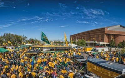 North Dakota IPP Flights Over FargoDome Tailgate to Help Build Safety Case for Flights Over People