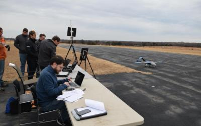 Vigilant Aerospace Provides Airspace Safety For First Drone Flight with New 13-mile Beyond Visual Line-of-Sight Authorization at Oklahoma State University
