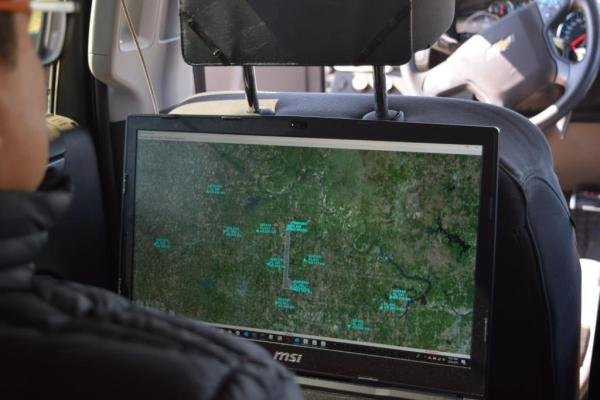 Vigilant Aerospace Systems monitoring the airspace for the beyond visual line-of-sight flight using FlightHorizon 2