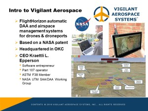 Remote ID - Intro to Vigilant Aerospace Systems