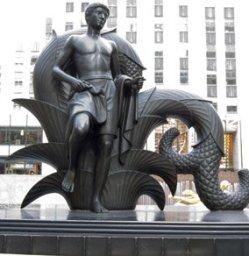 Sinister Sites - Rockefeller Center