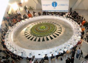 KAZAKHSTAN-RELIGIONS-CONGRESS