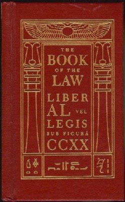 Cover of the Book of the Law