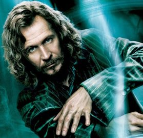 "In Harry Potter, the character named Sirius Black is most likely a reference to Sirius B. (the ""darker"" star of Sirius' binary system). He is Harry Potter's godfather, which makes Sirius, once again, a teacher and a guide. The wizard can turn into a big black dog, another link with the ""dog star""."