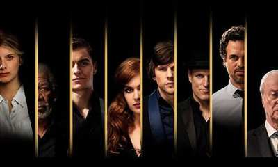 """Now You See Me"": A Movie About the Illuminati Entertainment Industry?"