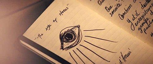Now Eye See Horus You Me