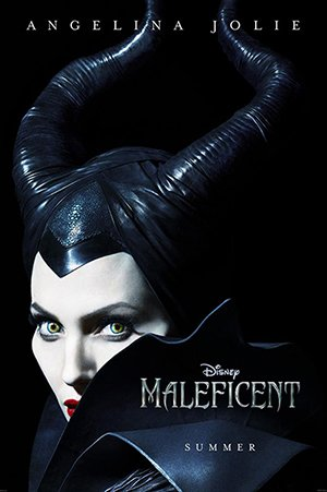 The movie will feature Angelina Jolie as a horned evil witch.