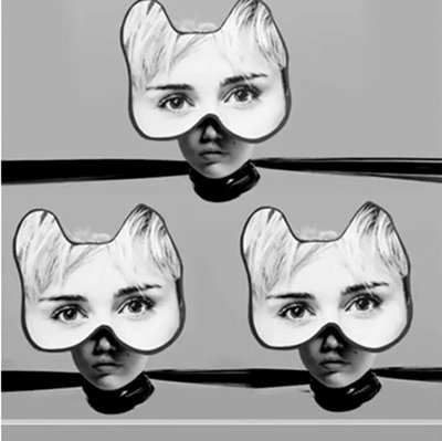 On the heads appear kitten masks - representing Kitten Programming.