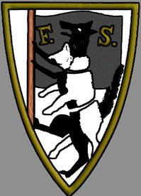 The original logo of the Fabian Society was a wolf in sheep's clothing.