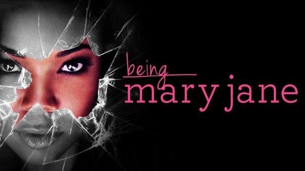 """A promo da nova temporada da série BET """"Being Mary Jane"""" é também cerca de um olho."""