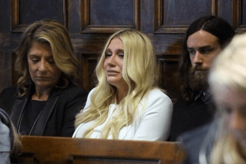 Kesha Forced to Work With Dr. Luke Despite Allegations of Sexual Abuse