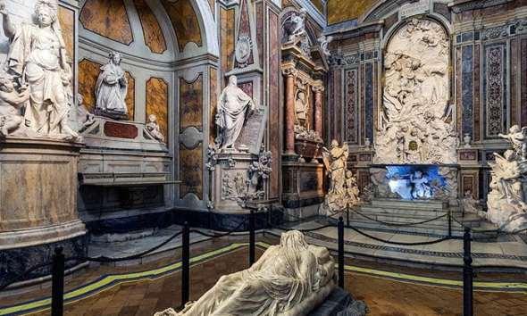 Sinister Sites: The Sansevero Chapel