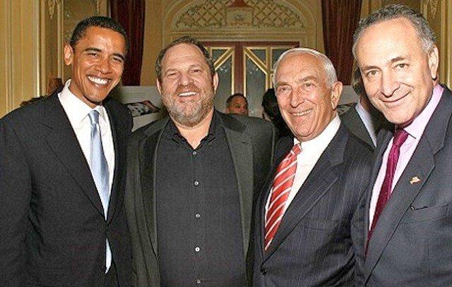 The (Authorized) Downfall of Harvey Weinstein