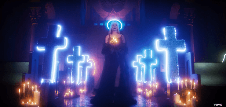 "The Occult Meaning of Iggy Azalea's ""Savior"" : A Wedding With the Dark Side"