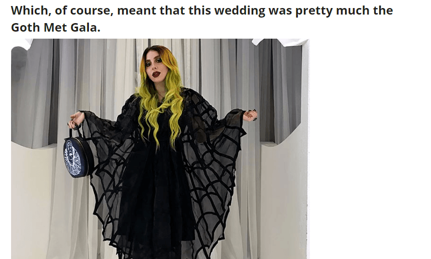 Kat Von Ds Wedding Was An Occult Elite Ritual The