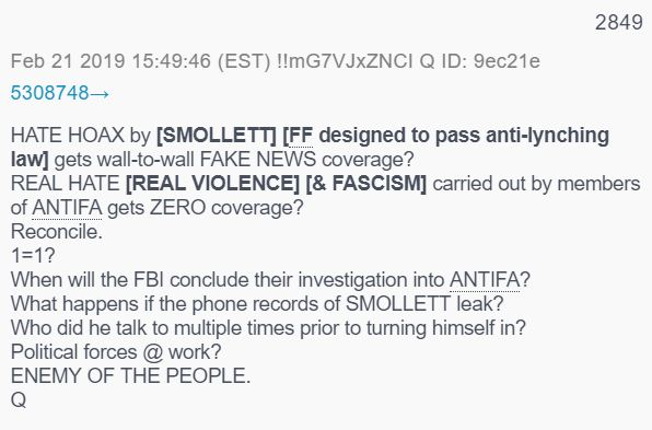 Jussie Smollett Case Dismissed: Proof of Elite Corruption