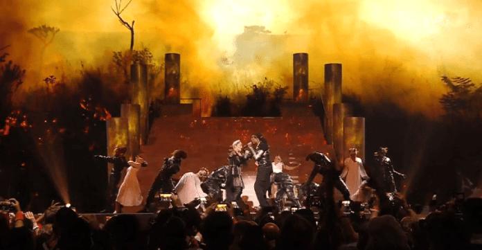 eurovision19 Finale der Eurovision 2019 und die okkulte Bedeutung von Madonnas kontroverser Performance