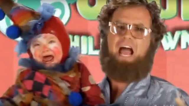 Will Ferrells Comedy-Sketch über Kinderhandel ist widerlich (Video)