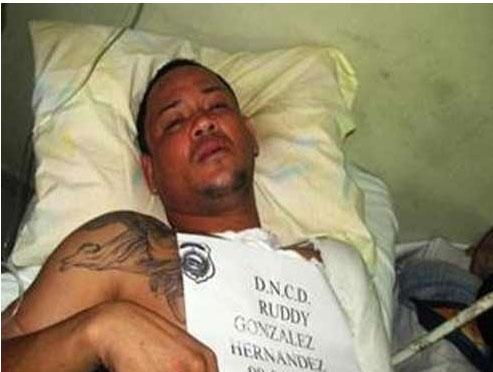 Creía preso hombre que mataron en enfrentamiento por drogas