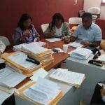 Proceso de conteo de los votos emitidos por las organizaciones sin fines de lucro
