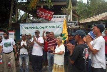MPD rechaza plan de fragmentar Loma Miranda a favor de Falcondo