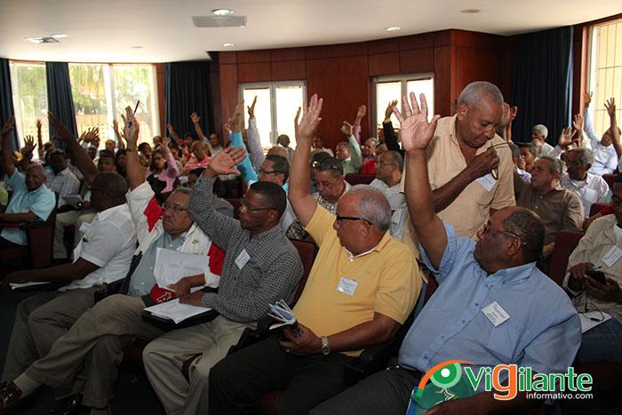 Asamblea CDP apoya gestiones para recuperar áreas alquiladas