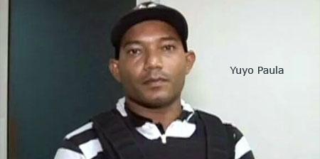 Julio Paula Grullón Paula (Yuyo), se entregó a las autoridades y negó las denuncias en su contra.