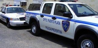 Policía Puerto Plata