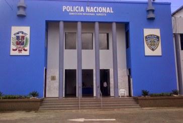 Apresan un civil y dos policías por robo de pasola en SPM
