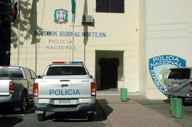 Policía Nacional de Puerto Plata