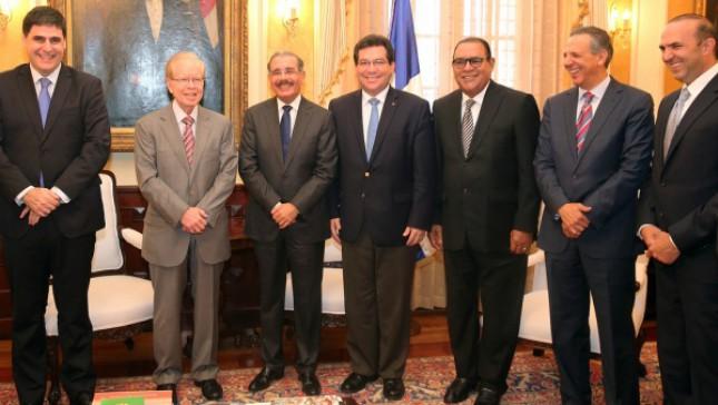 Presidente Medina garantiza respeto absoluto a la libertad de expresión en RD