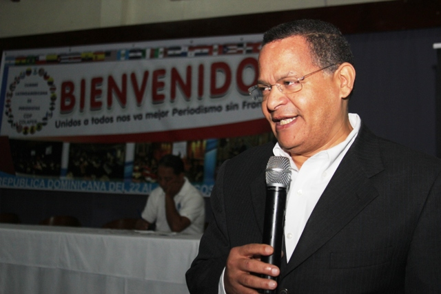 Fausto Rosario Adames, director de Acento.com,