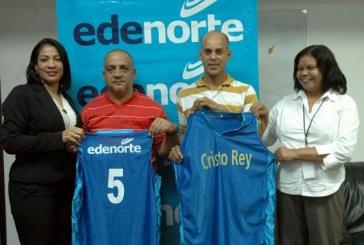 Edenorte entrega uniformes deportivos a 25 instituciones comunitarias