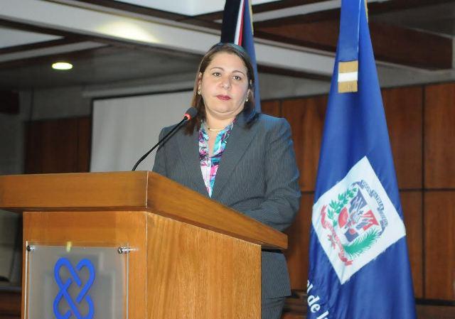 Laura Guerrero Pelletier, titular de la PEPCA