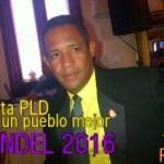 """Pascual Cuevas Pérez """"Sondel"""", aspirante a sindico de Guayabal por el PLD"""
