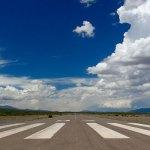 Pista aeropuerto de Las Américas