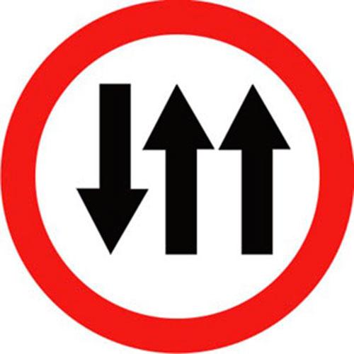 La medida busca descongestionar el pesado tránsito en las referidas vías