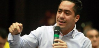 El diputado Robert Serra del PSUV fue asesinado
