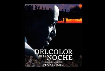 """Cultura lleva a NY película """"Del color de la noche"""" sobre Peña Gómez"""