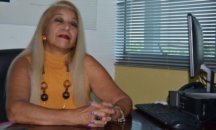 Ángela Ovalles