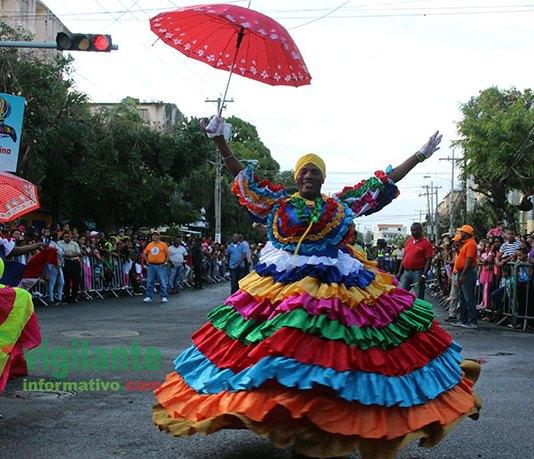Carnaval de Santo Domingo Este