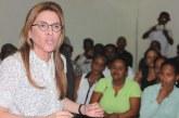 Cedeño asegura Carolina Mejía será próxima secretaria general PRM